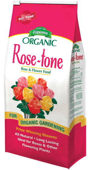 Apply to all varieties of roses in the landscape or in containers.  Can also be used on flowering plants like Viburnum, Bougainvillea's &  Clematis.