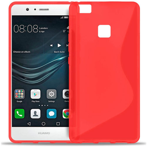 COVER CUSTODIA IN TPU S LINE per Huawei P9 / Lite / Plus