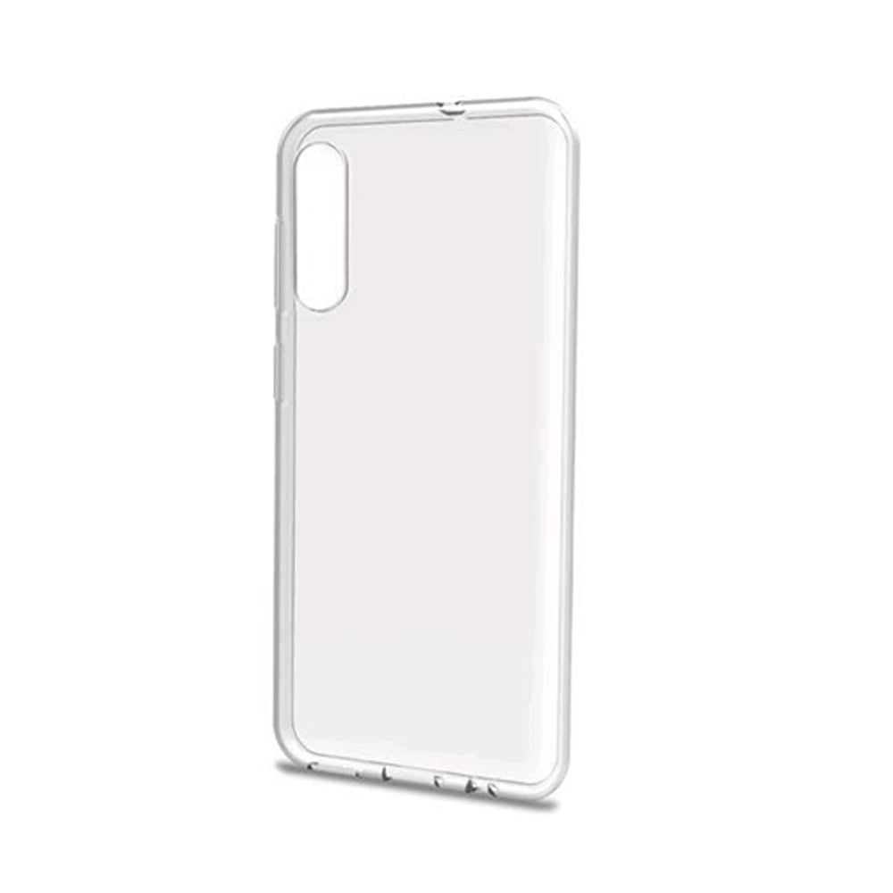 Cover Celly TPU COVER GALAXY A50 BLACK GELSKIN834