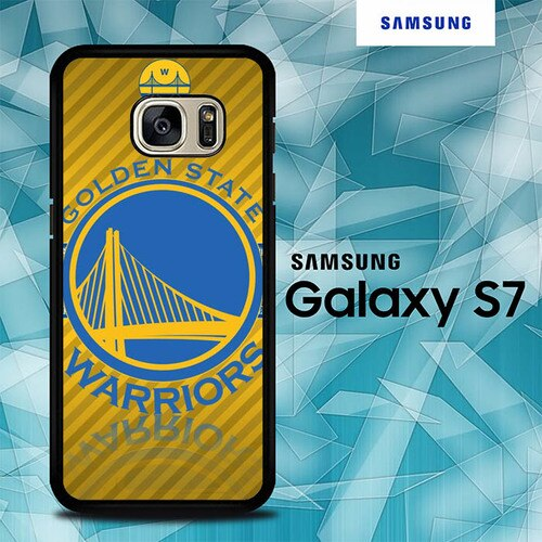 Custodia Cover samsung galaxy s7 s7 edge plus Golden State Warriors O7564 Case
