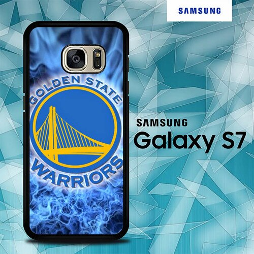 Custodia Cover samsung galaxy s7 s7 edge plus Golden State Warriors O7565 Case