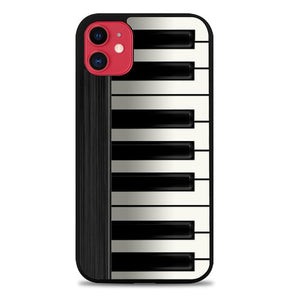 Custodia Cover iphone 11 pro max Piano Design Case