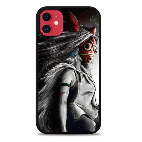 Custodia Cover iphone 11 pro max princes mononoke Z0631 Case