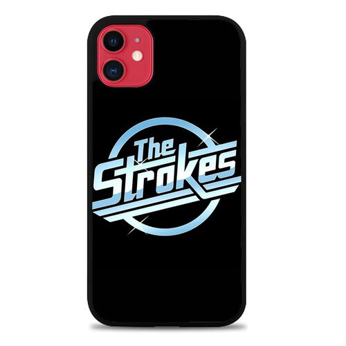 Custodia Cover iphone 11 pro max Get The Strokes Rock Band Z0646 Case