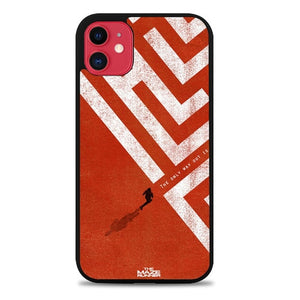 Custodia Cover iphone 11 pro max The Maze Runner The Only Way Out is Within Z0695 Case
