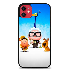 Custodia Cover iphone 11 pro max Disney Pixar Up Case