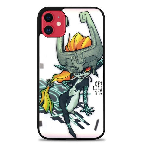 Custodia Cover iphone 11 pro max Zelda Midna Case