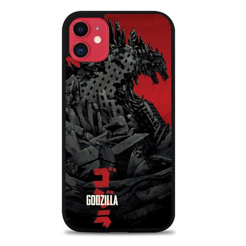 Custodia Cover iphone 11 pro max Godzilla Case
