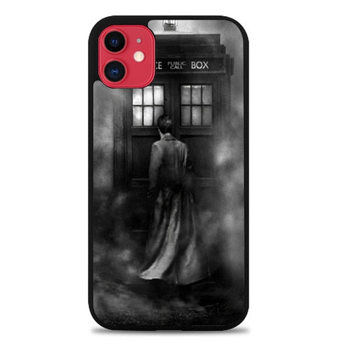 Custodia Cover iphone 11 pro max Doctor Who Z0167 Case