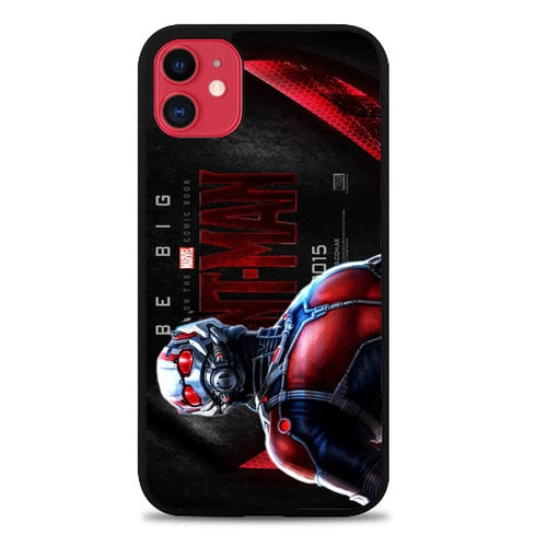 Custodia Cover iphone 11 pro max ant man Z0426 Case