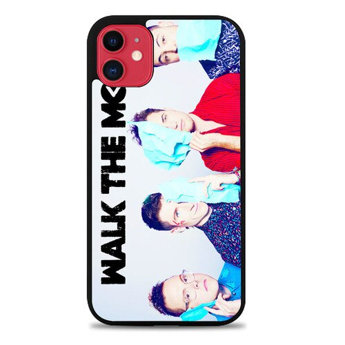 Custodia Cover iphone 11 pro max walk the moon band Z0447 Case