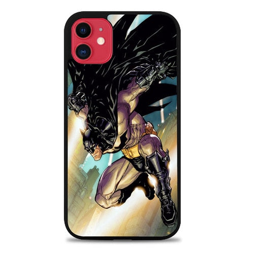 Custodia Cover iphone 11 pro max arkham cartoon Z0486 Case