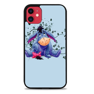 Custodia Cover iphone 11 pro max eeyore disney Z0521 Case