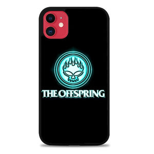 Custodia Cover iphone 11 pro max The Offspring logo Z0787 Case