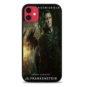 Custodia Cover iphone 11 pro max frankenstein 2015 poster Z0871 Case