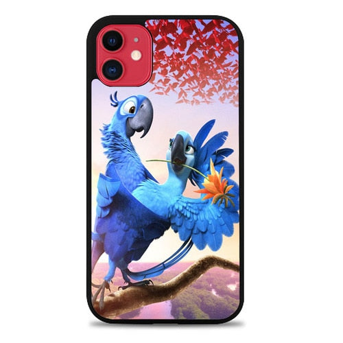 Custodia Cover iphone 11 pro max Rio The Movie Z0894 Case