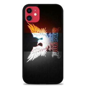 Custodia Cover iphone 11 pro max Alter Bridge Blackbird Rock Band Logo Z0995 Case