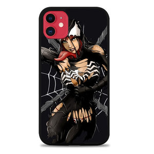 Custodia Cover iphone 11 pro max Mary Jane Venom Z1157 Case
