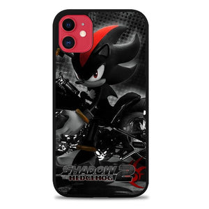 Custodia Cover iphone 11 pro max Shadow The Hedgehog Z1175 Case