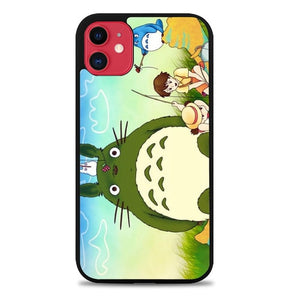 Custodia Cover iphone 11 pro max totoro Z1250 Case