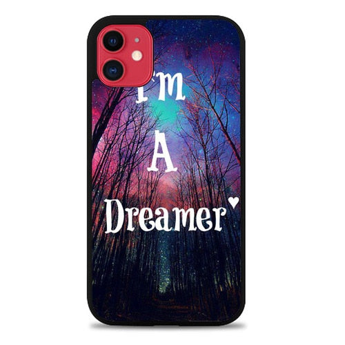 Custodia Cover iphone 11 pro max Im a dreamer Z1305 Case
