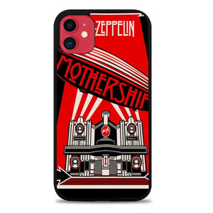 Custodia Cover iphone 11 pro max Led Zeppelin Mothership Z1318 Case