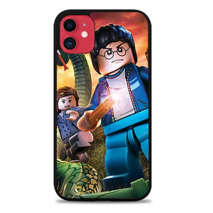 Custodia Cover iphone 11 pro max Harry Potter Lego2 Z1400 Case