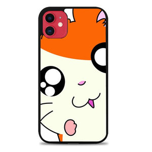 Custodia Cover iphone 11 pro max Hamtaro Z1403 Case