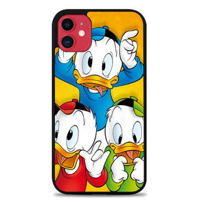 Custodia Cover iphone 11 pro max donald duck Z1486 Case