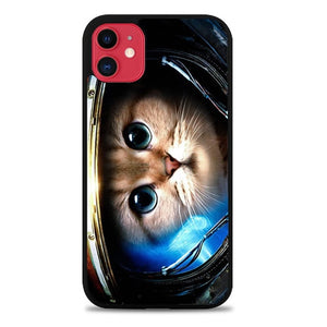 Custodia Cover iphone 11 pro max Space Cat Z1621 Case
