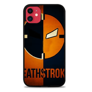 Custodia Cover iphone 11 pro max Deathstroke Minimalis Z1653 Case