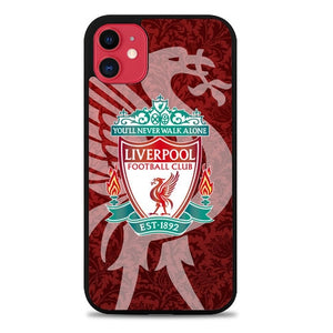Custodia Cover iphone 11 pro max Liverpool Fc Logo Z3071 Case