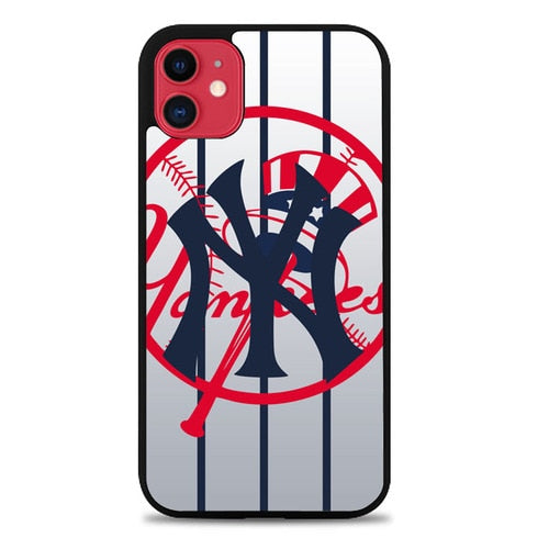Custodia Cover iphone 11 pro max New York Yankees Z3124 Case
