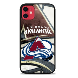 Custodia Cover iphone 11 pro max Colorado Avalanche Z3171 Case