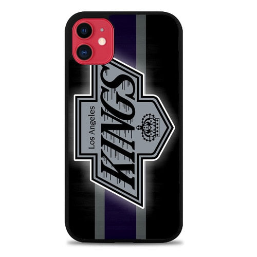 Custodia Cover iphone 11 pro max Los Angeles Kings Z3175 Case