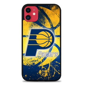 Custodia Cover iphone 11 pro max Indiana Pacers Z3176 Case