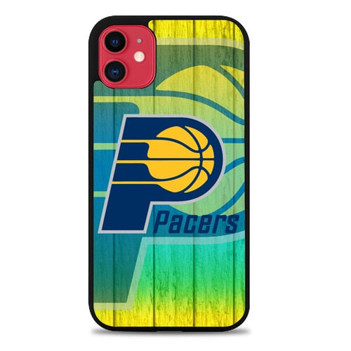 Custodia Cover iphone 11 pro max Indiana Pacers Z3216 Case