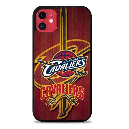 Custodia Cover iphone 11 pro max Cleveland Cavaliers Z3220 Case