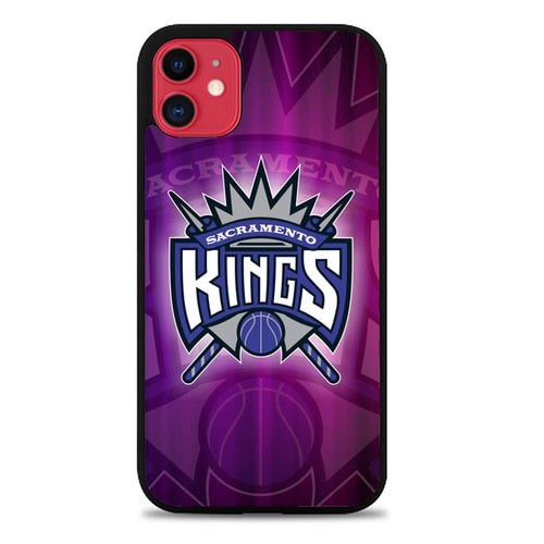 Custodia Cover iphone 11 pro max Sacramento Kings Z3224 Case