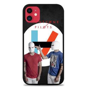 Custodia Cover iphone 11 pro max Twenty One Pilots Motion Z3290 Case