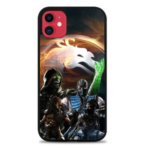 Custodia Cover iphone 11 pro max mortal kombat Z3347 Case