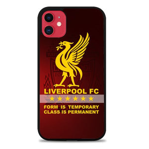 Custodia Cover iphone 11 pro max Liverpool Quote Z3356 Case