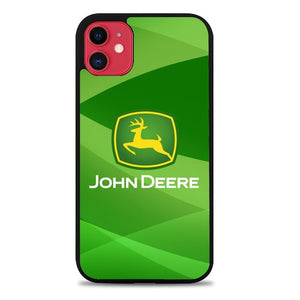 Custodia Cover iphone 11 pro max John Deere logo Z3366 Case