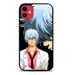 Custodia Cover iphone 11 pro max Gintama anime Z3485 Case