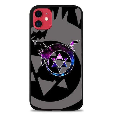 Custodia Cover iphone 11 pro max Full Metal Alchemist Symbol Z3543 Case