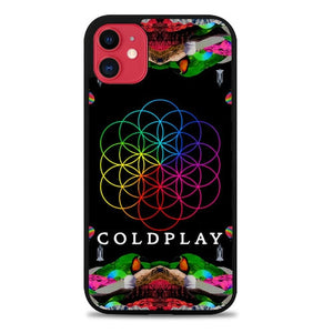 Custodia Cover iphone 11 pro max coldplay a head full of dream Z3563 Case