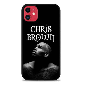 Custodia Cover iphone 11 pro max chris brown Z3586 Case