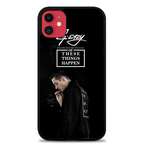 Custodia Cover iphone 11 pro max G Eazy Z3591 Case