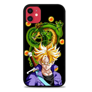 Custodia Cover iphone 11 pro max trunk super saiyan Z3618 Case