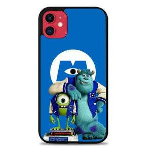 Custodia Cover iphone 11 pro max monster inc Z3621 Case
